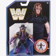 WWE Wresting Retro Action Figure Collection - Undertaker